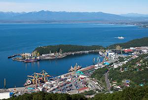 На Камчатке соберутся портовики со всей России