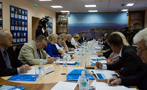 Совет директоров Ассоциации морских торговых портов России. Выездное совет во Петропавловске-Камчатском