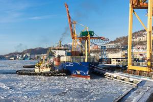 На Камчатке создан Первый рыбный терминал