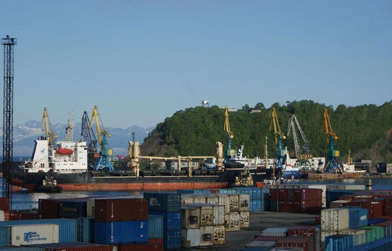 петропавловск камчатский морской порт Петропавловск-Камчатский | Фото Петропавловск-Камчатский.